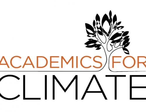 Academics for Climate Community Series